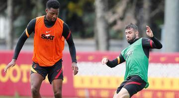 Galatasaray, Hajduk Split maçı hazırlıklarına başladı