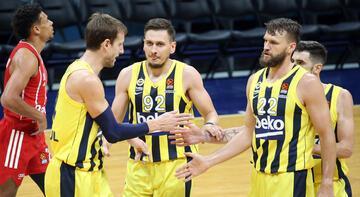 Fenerbahçe Beko, Panathinaikos OPAP'ın konuğu olacak