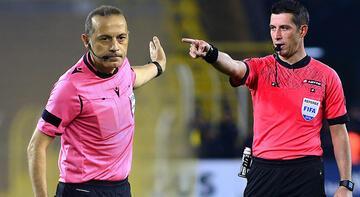 Devler Ligi'nde çift maç gururu! Cüneyt Çakır ve Ali Palabıyık düdük çalacak...