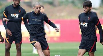 Son dakika - Galatasaray'da Feghouli yine kulübede