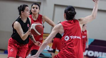 A Milli Kadın Basketbol Takımı, Sırbistan'ı konuk edecek