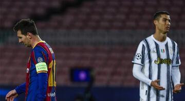 Son Dakika | Herkes bunu konuşuyor! Messi ve Ronaldo yıllar sonra yeniden karşı karşıya geldi ama...