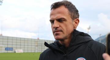 Stjepan Tomas: Göztepe maçında üç puan alıp yeni seri başlatmak istiyoruz