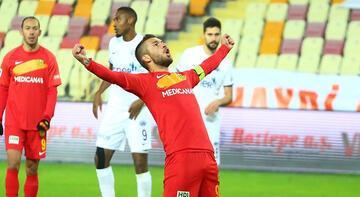 Yeni Malatyaspor'u Adem Büyük sırtlıyor...