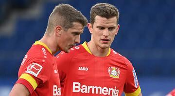 Bayer Leverkusen'de Bender kardeşler futbolu bırakıyor!