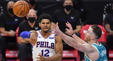NBA'de Philadelphia 76ers, galibiyet serisini 3 maça çıkardı