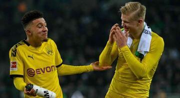Manchester United Sancho yerine Haaland'ı istiyor