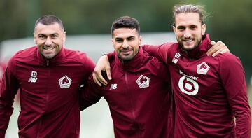 Son dakika haberleri: Roma, milli futbolcu için Lille'in kapısını çaldı! Ciddi teklif...