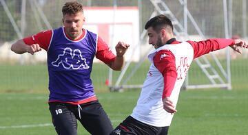 Antalyaspor revire döndü! 7 oyuncu sakat...