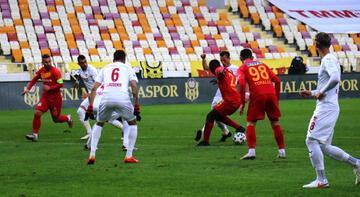 Yeni Malatyaspor - Demir Grup Sivasspor: 2-2