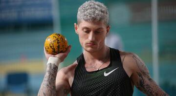 İlkay Aydemir'den Türk atletizm tarihinin en iyi derecesi