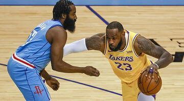 NBA'de Lakers üst üste üçüncü galibiyetini aldı