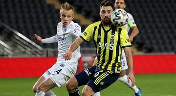 Son Dakika | Fenerbahçe'de Sinan Gümüş sakatlandı
