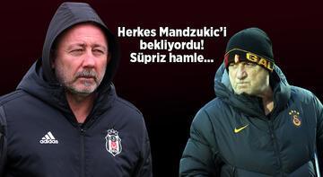Son dakika | Beşiktaş'tan Galatasaray'a transfer çalımı! Derbi sonrası bombayı patlatıyor