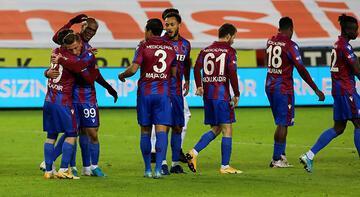 Trabzonspor - Konyaspor: 3-1