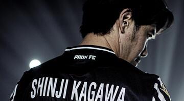 Beşiktaş'ın eski futbolcusu Kagawa, PAOK'a transfer oldu