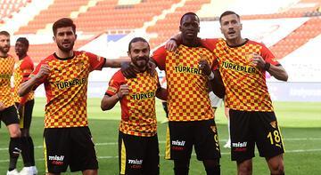Göztepe - Kasımpaşa: 1-0