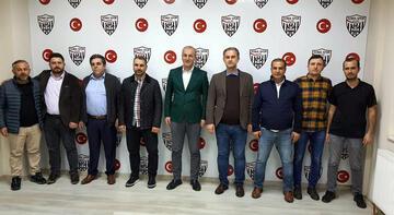 Somaspor'da Mustafa Aydın yeniden başkan