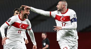 Türkiye- Hollanda: 4-2