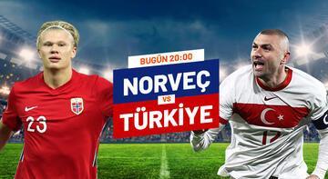 Norveç - Türkiye maçı canlı bahis heyecanı Misli.com'da