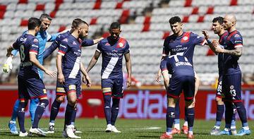 Antalyaspor ligde sadece 1 kez penaltı kullanabildi!