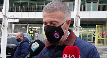 Son dakika - Ahmet Ağaoğlu: Gol yollarında fazla etkili olamadık