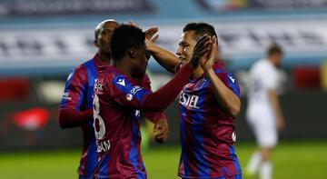 Trabzonspor, Kayserispor karşısında çıkış arıyor