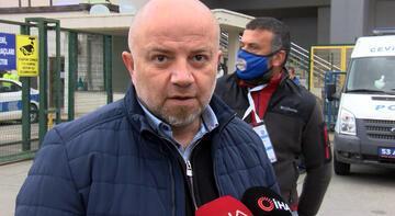 Çaykur Rizespor Basın Sözcüsü Bakır: Bir puan, kaybetmekten iyidir