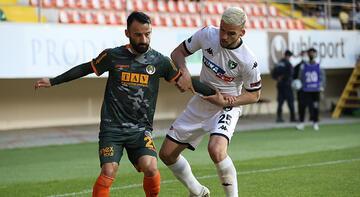 Alanyaspor - Denizlispor: 3-2