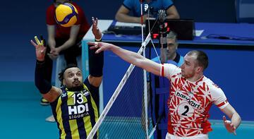 Fenerbahçe HDI Sigorta seride geriye düştü!