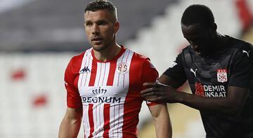 Son dakika - Antalyasporlu Podolski'den ramazan mesajı