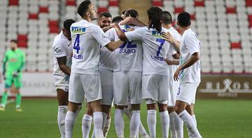 Antalyaspor - Çaykur Rizespor: 2-3