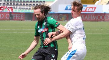 Denizlispor-BB Erzurumspor: 2-3