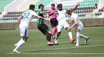 Büyükşehir Belediye Erzurumspor, Süper Lig'de 9 maç sonra kazandı