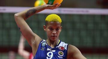 Melissa Vargas, Fenerbahçe'ye veda etti