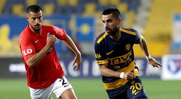 Ankaragücü - Gaziantep FK: 0-1