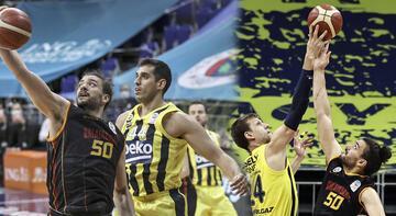 Fenerbahçe Beko-Galatasaray: 104-79