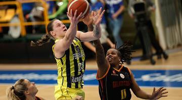 Kadınlar Basketbol Süper Ligi final serisi başlıyor