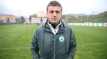 Hakan Keleş: Giresunspor'un 44 yıllık hasretinin dinmesine 90 dakika kaldı
