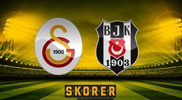 CANLI ANLATIM | Galatasaray - Beşiktaş! Muhtemel 11'ler