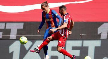 Barcelona-Atletico Madrid CANLI İZLE