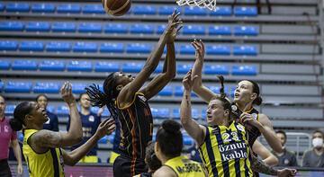 Son dakika - Fenerbahçe derbide Galatasaray'ı yendi! Şampiyonluk için...