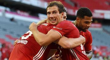 Bayern Münih, üst üste 9. kez şampiyonluğa ulaştı