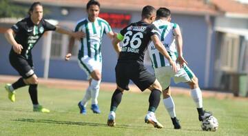 Kırşehir Belediyespor - Sakaryaspor:0-0