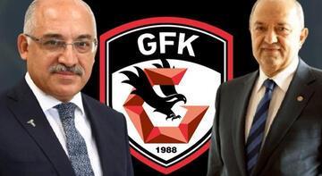 Gaziantep FK'da Mehmet Büyükekşi, görevi Cevdet Akınal'a devrediyor