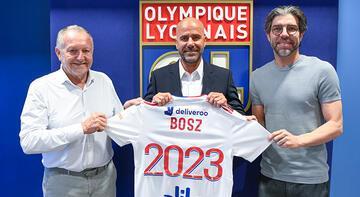 Son dakika - Olympique Lyon'un yeni teknik direktörü Peter Bosz oldu