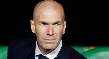 Real Madrid'den ayrılan teknik direktör Zidane, kulüp yönetimine sitem etti