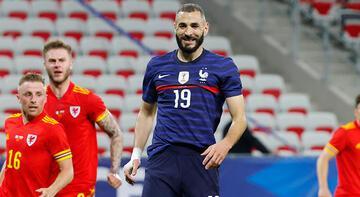 Son dakika - Fransa'da geceye Benzema damgası!
