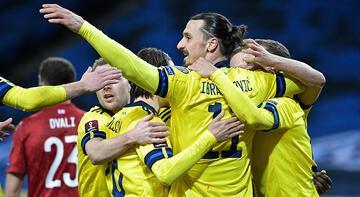 İsveç'in EURO 2020 kadrosu