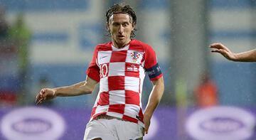 Son dakika - Son Dünya Kupası finalisti Hırvatistan EURO 2020'de başarı istiyor!